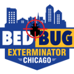 Bed Bug Exterminator Chicago Logo